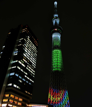 tokyoprojectionmapping